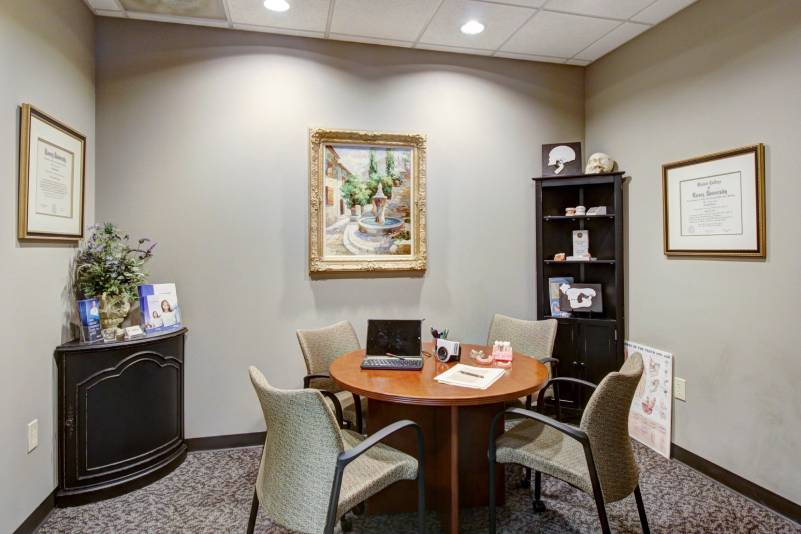 consulting area